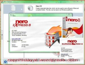 Nero 8 Portable